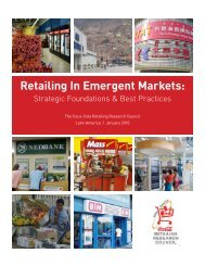 Retailing In Emergent Markets: - WPP.com