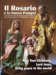 e la Nuova Pompei May Your Christmas, Lord Jesus, bring peace to ...