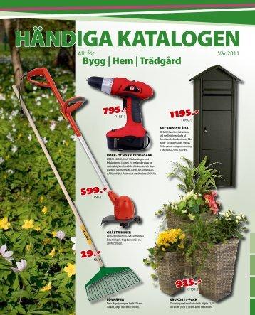 HÄNDIGA KATALOGEN - coBuilder
