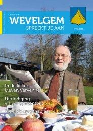 markt in moorsele vanaf 5 april 2012 - Gemeente Wevelgem