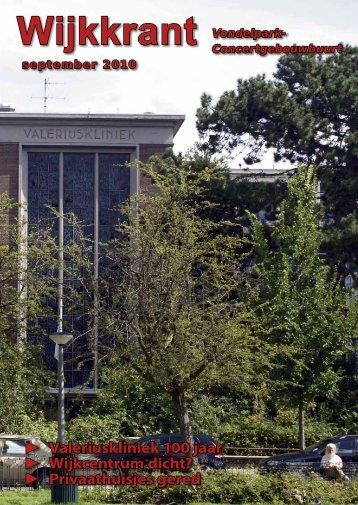 Download - Wijkcentrum Vondelpark-Concertgebouwbuurt