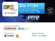 SEBRAE - Ciclos de Melhoria e Inovação dos Processos ... - BPM LAB