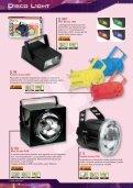 SUPER STROBE 1000W PRO STROBE 1500W PRO ... - celauro.it - Page 2