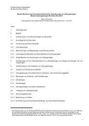 Muster-Lüftungsanlagen-Richtlinie (M-LüAR) - Bauordnungen