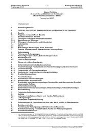 Muster-Hochhaus-Richtlinie - MHHR - Bauordnungen