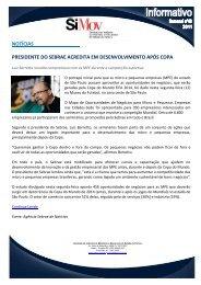 NOTÍCIAS_________________ PRESIDENTE DO SEBRAE ...