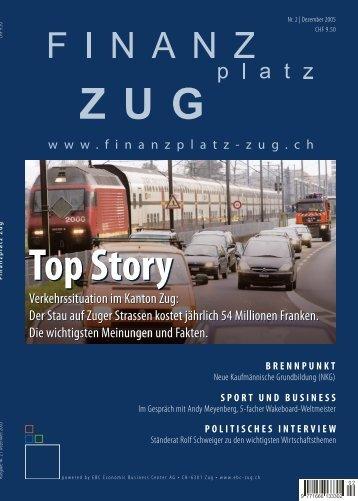 Ausgabe 2 / Dezember 2005 - Fidfinvest Treuhand, Zug