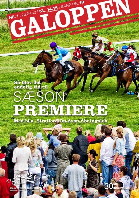 PrEmiErE - Galopsport