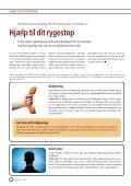 Tema: Hjælp til dit rygestop - Danmarks Lungeforening - Page 6