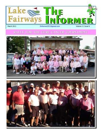 March 2013 ISSUE - Lake Fairways Estates A 55+ Adult Community ...
