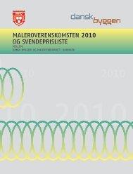 DB 2010-2012 - Malerforbundet