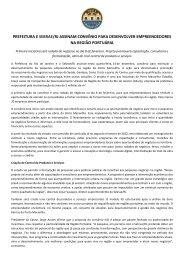 prefeitura e sebrae/rj assinam convênio para ... - Porto Maravilha