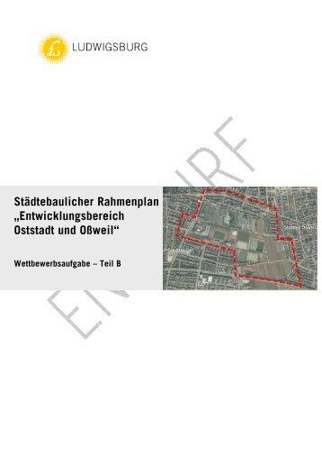 Entwicklungsbereich Oststadt und Oßweil - Oststadtverein ...