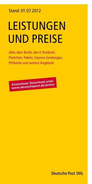 LeiStungen und PreiSe - Sigi-gross.de