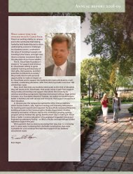 2008-2009 Annual Report - St. Cloud State University
