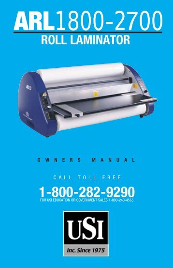 ARL1800-2700 - USI Laminate