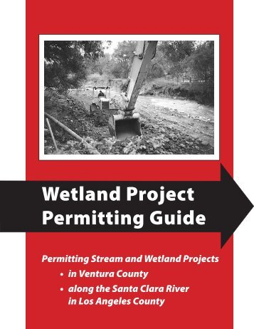 Wetland Project Permitting Guide - County of Ventura
