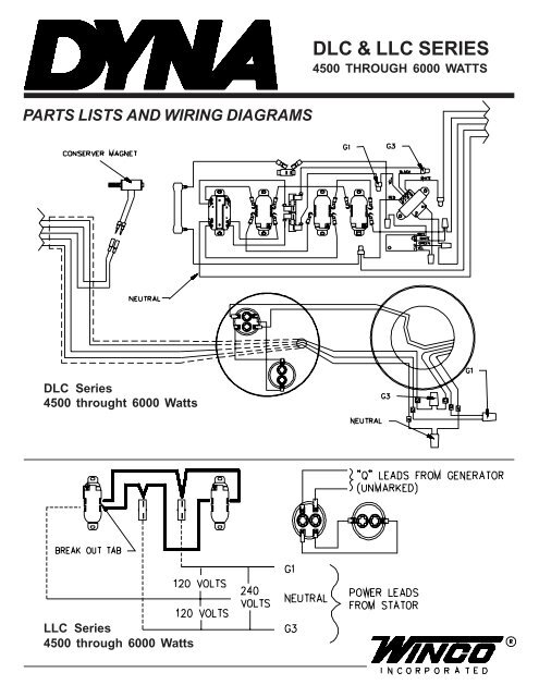 60707-102 parts list llc4500e  dlc4500