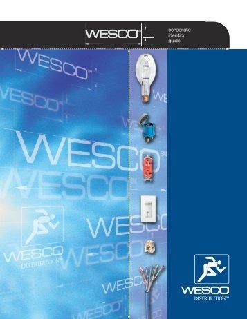 Corporate Identity Guide - Wesco