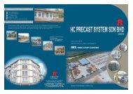 Brochures - HC Precast System