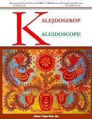 Kalejdoszkóp - EPA