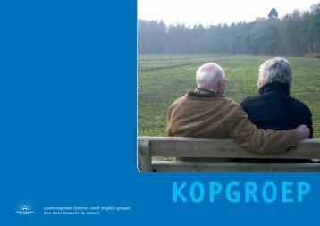 kopgroep - Keten dementie