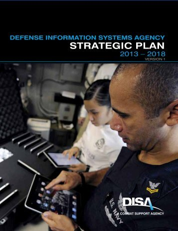 Our Strategic Plan - Defense Information Systems Agency