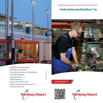 Industriemechaniker /-in - Hamburg