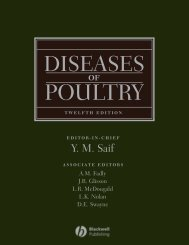 Diseases of Poultry - Get a Free Blog