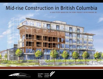 Mid-rise Construction in British Columbia - Canadian Wood Council