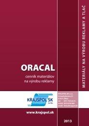 ORACAL - KRAJSPOL SK sro