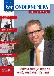 Het Ondernemersbelang De Graafschap-Liemers nummer 2-2010