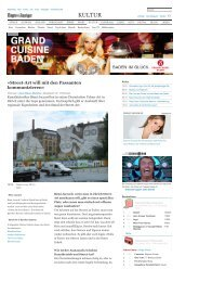 Interview Rémi Jaccard - Kultur - tagesanzeiger.ch - Get a Free Blog