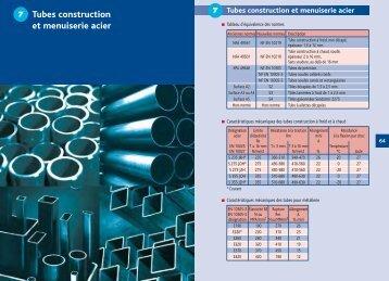t Tubes construction et menuiserie acier