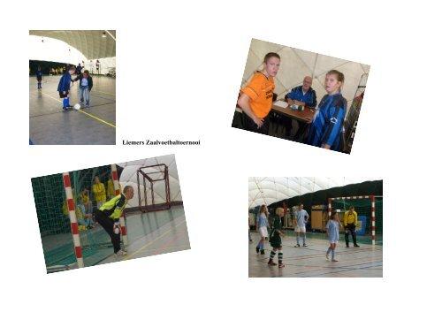 Sportieve vrijwilligers, sporters, stagiairs en andere bekenden ...