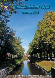lehti 2006 / 1 - Ammattilaisen väylä Itämerellä 2008