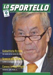 Anno XXVII - N. 97 - Agosto 2012 - Banca della Bergamasca