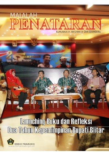 Pesan Publik - Kabupaten Blitar