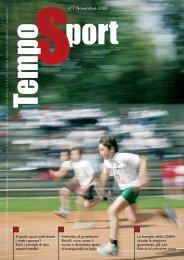 Tempo Sport n° 7 novembre 08 - CSAIn