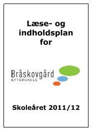 """10 klasses fag"""" - Bråskovgård Efterskole"""