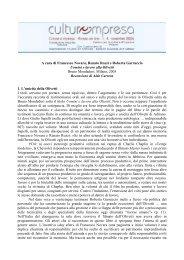 Recensione Garruccio - Culture e impresa