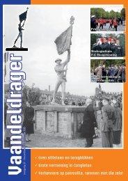 Vaandeldrager - Museum Brigade en Garde Prinses Irene