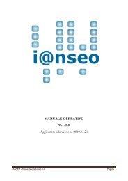 MANUALE OPERATIVO Ver. 5.0 (Aggiornato alla versione ... - FITArco