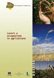 Lavoro e occupazione in agricoltura - Inea