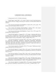testo unico sulla sicurezza - Istituto Comprensivo di Cermenate