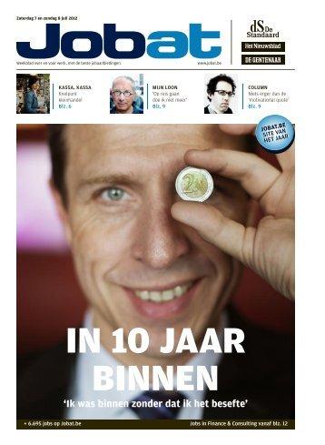 Jobat-krant 7 juli 2012