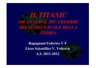 tesina - Liceo Scientifico Statale Vito Volterra