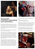 Rytmisk musiklinjen - Ryslinge Efterskole - Page 2