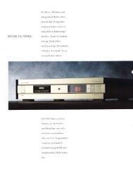 REVOX H6 TUNER - Revoxsammler
