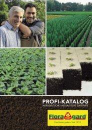 Profi-Katalog 2013 - Floragard Vertriebs GmbH